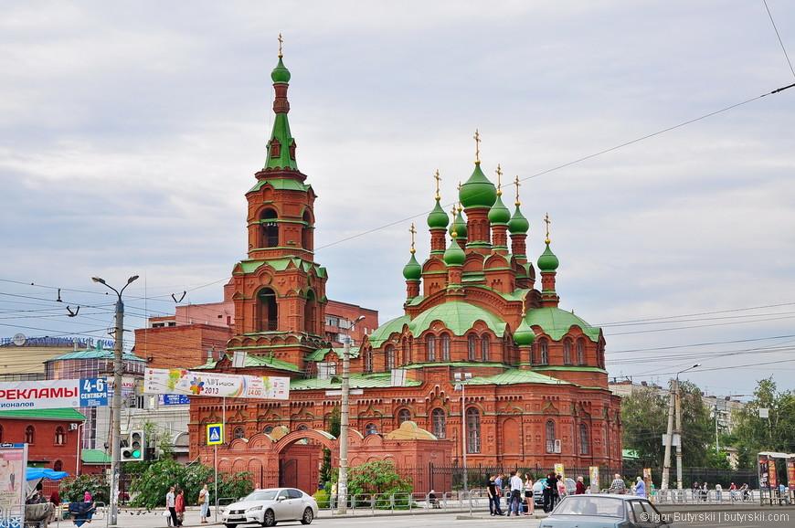28. В Челябинске трудно замечать хорошие вещи – но они есть.