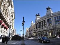 Мадрид_от Пуэрта-дель-Соль до заката
