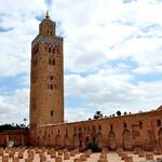 Мечеть Эль-Кутубия - крупнейшая в Африке