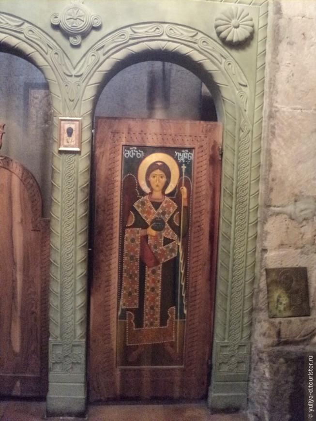 Внутри Самтавро