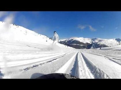 Андорра 2014 - отличное место для зимнего отдыха., 03:37