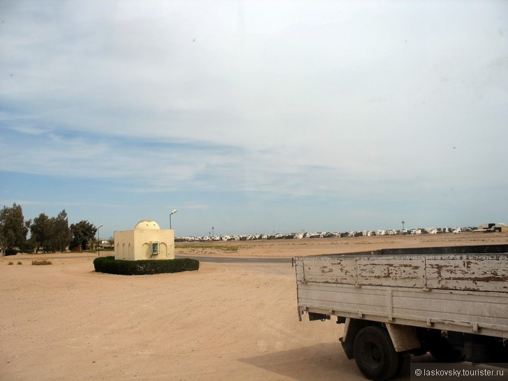 Как добраться: Хургада – Эль-Гуна