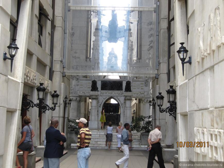Санто Доминго. Место захоронения Колумба. Первого губернатора Испаньолы.
