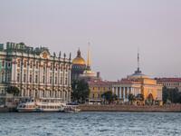 Дворцовый Петербург.