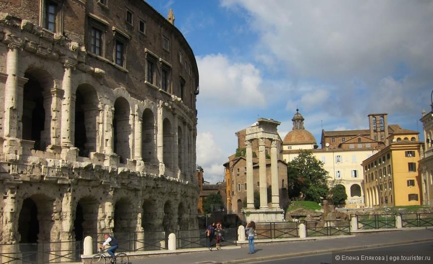 Рим -  самая большая археологическая площадка в мире