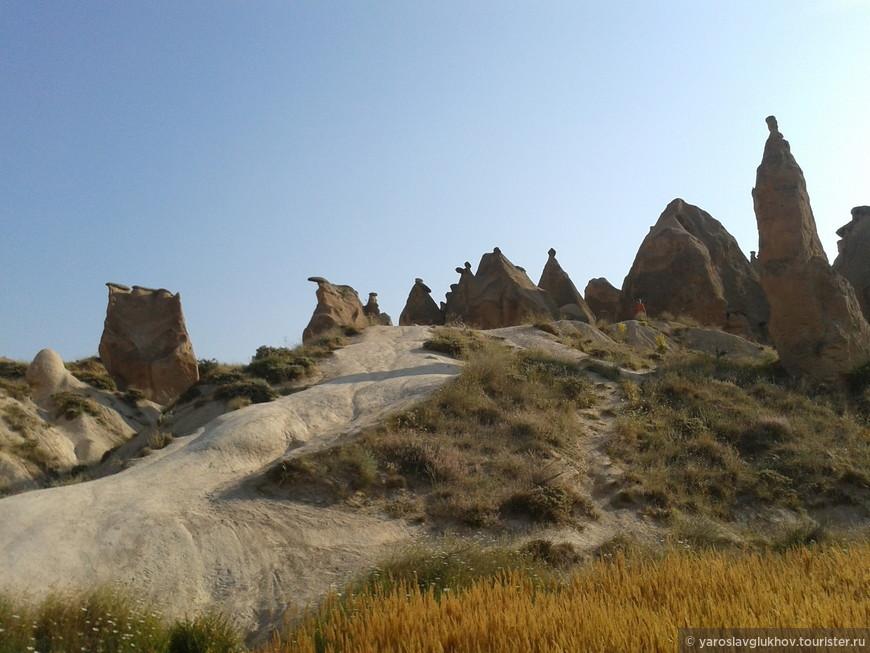 Долина Верблюдов.