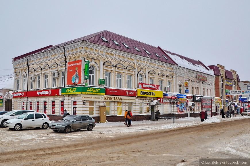 03. Многие здания реставрируют и приводят в порядок.