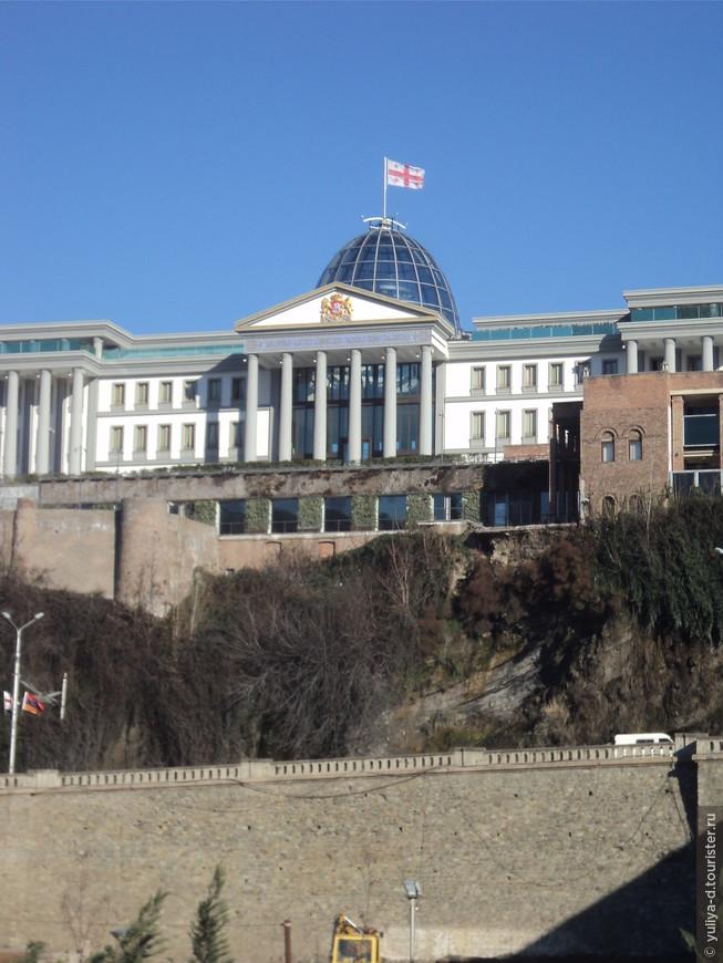 Дворец Президента в Тбилиси