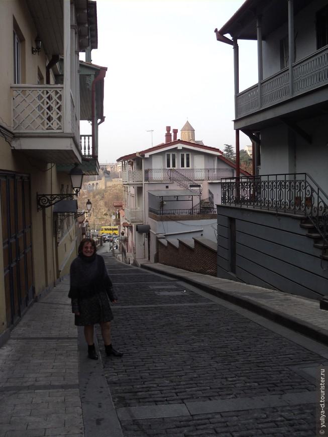Улочками Старого Тбилиси