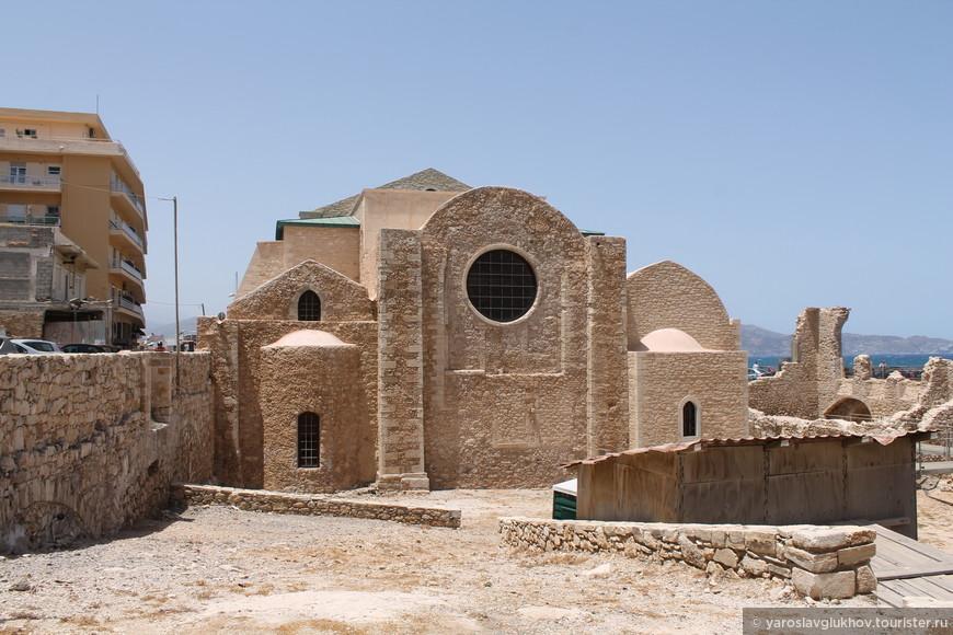 Монастырь Святого Петра.