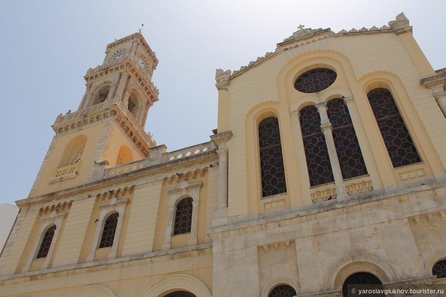 Собор Святого Мины.