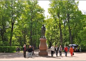 Петергоф _ Парк и окрестности