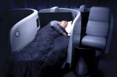 «Air New Zealand» поставит на бортах своих лайнеров кровати