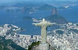Статуя Христа-Искупителя в Рио-де-Жанейро временно закрыта
