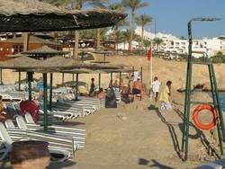 Список отелей Шарм-эль-Шейха, пляжи которых открыты для купания