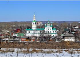 Поездки по Уралу