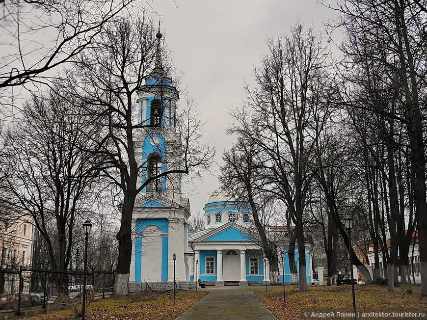 Церковь Успения с Полонища. XIX век.