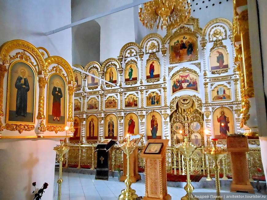Церковь Петра и Павла с Буя. XIV век.