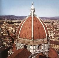 Японка «расписалась» на куполе флорентийского собора