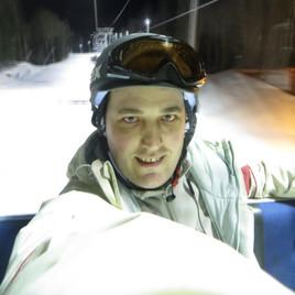 Турист Андрей Едунов (opty)