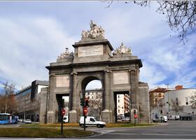 Мадрид знакомый и не очень