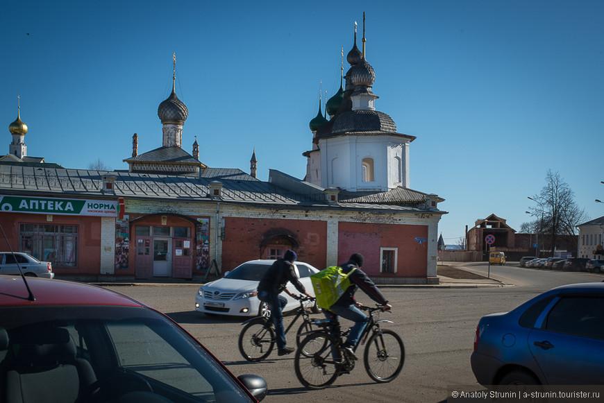 Улицы Ростова Великого.