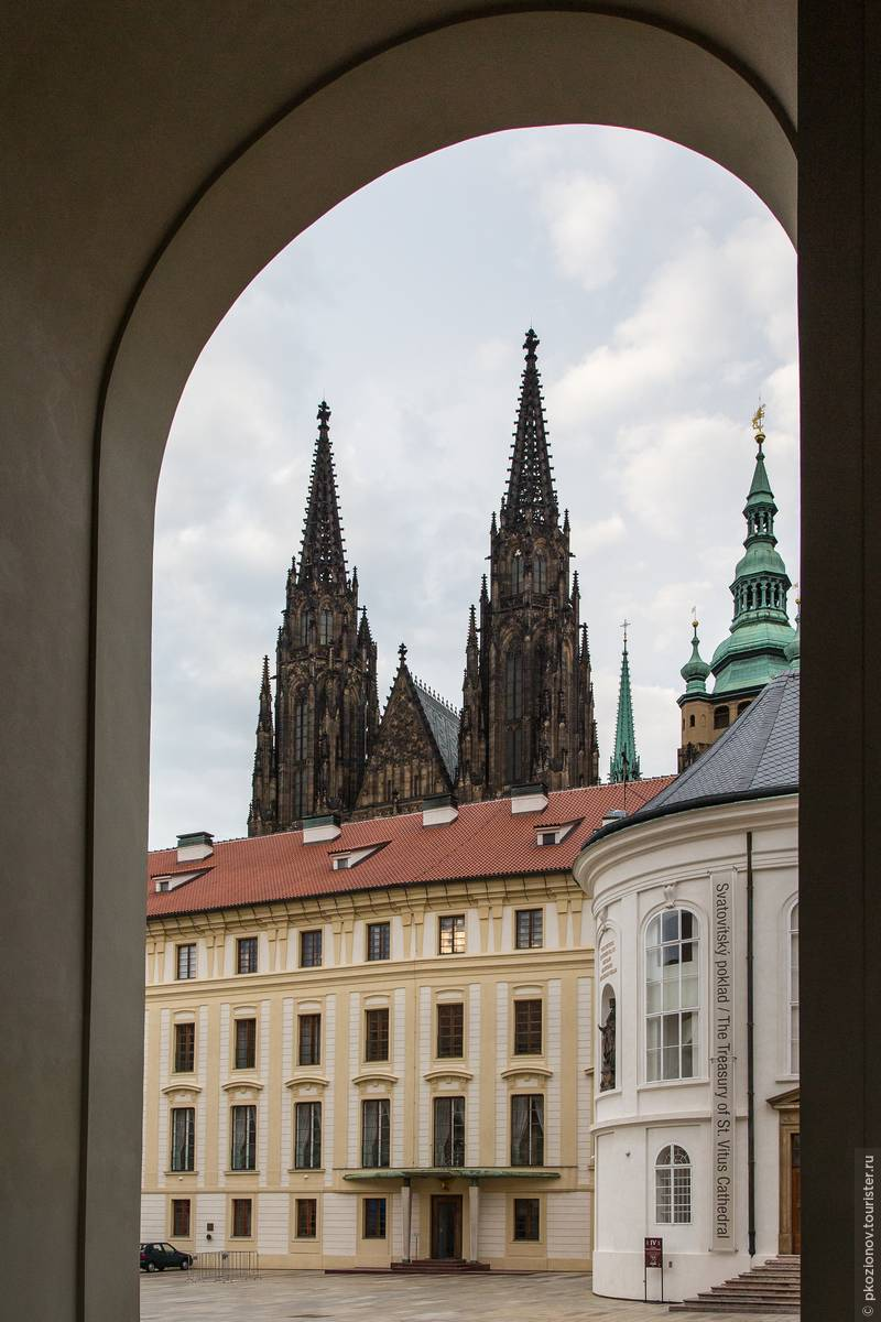 """Фото из альбома """"2013.08 Прага"""", Прага, Чехия"""