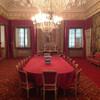обеденный зал на вилле Медичи Поджо а Кайано, экскурсии по Флоренции и Тоскане с частным индивидуальным гидом на русском языке