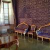 синяя гостиная прекрасной Розины на вилле Медичи, экскурсии по Флоренции и Тоскане с частным индивидуальным гидом на русском языке