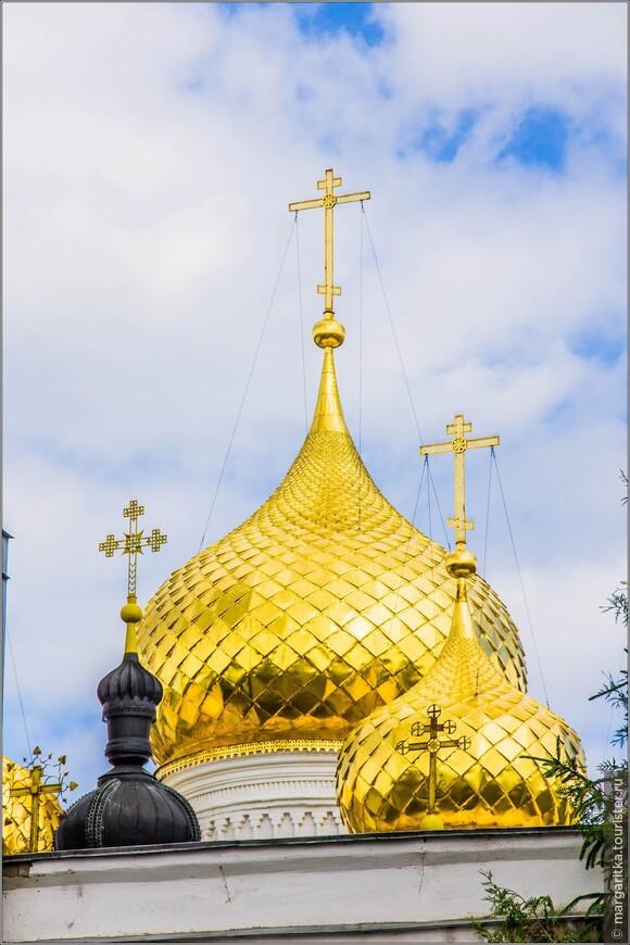 Богоявленско-Анастасиин кафедральный собор - купола