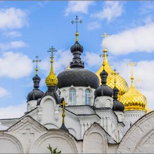 Богоявленско-Анастасиин монастырь Кострома