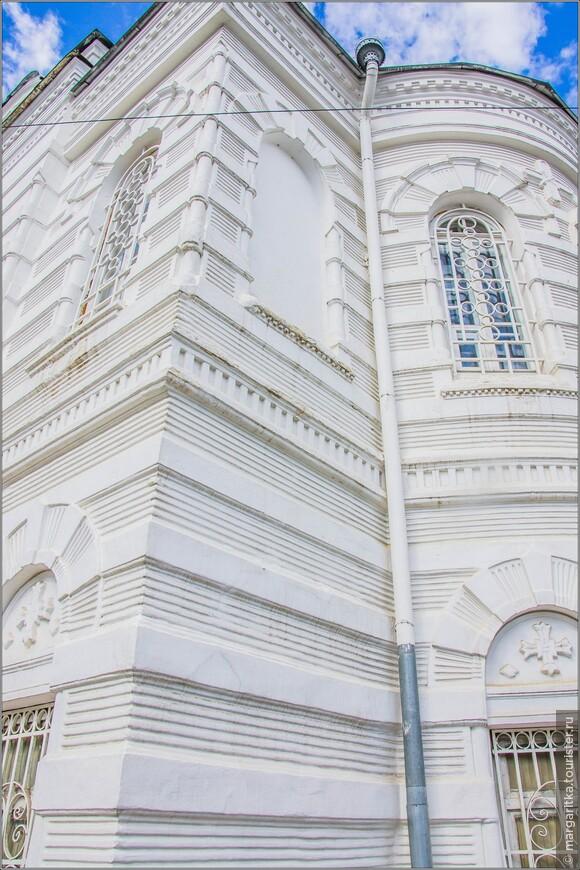 Смоленская часовня-церковь