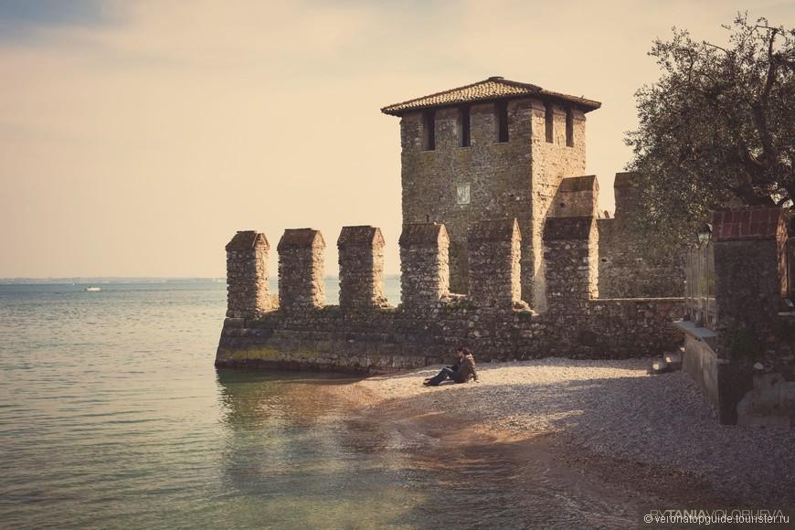 Романтика на озере Гарда