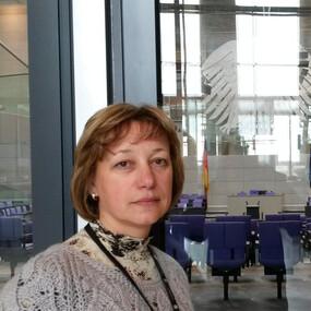 Анна Быкова (Фадеева)