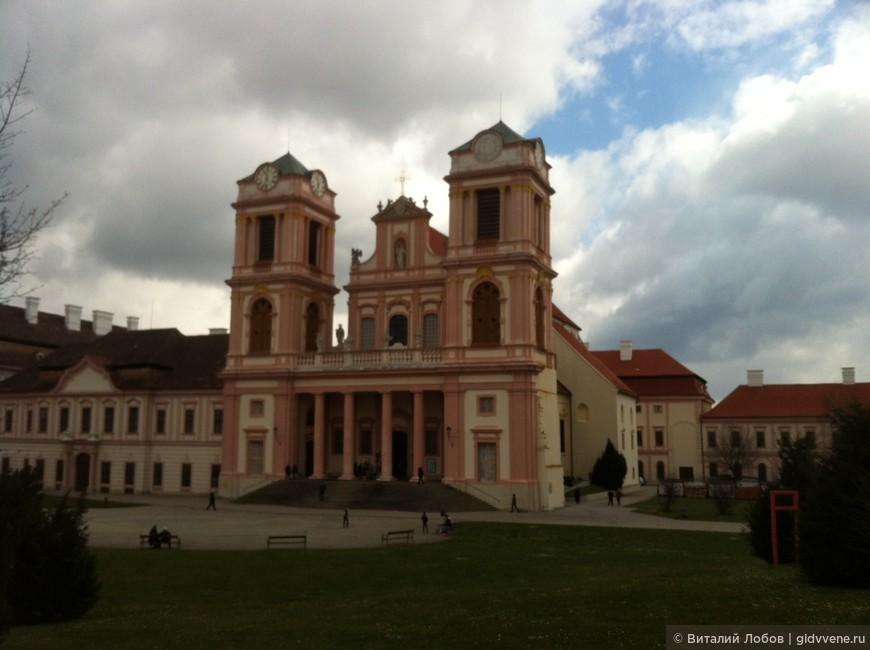 """Церковь монастыря """"Гетвайг"""""""