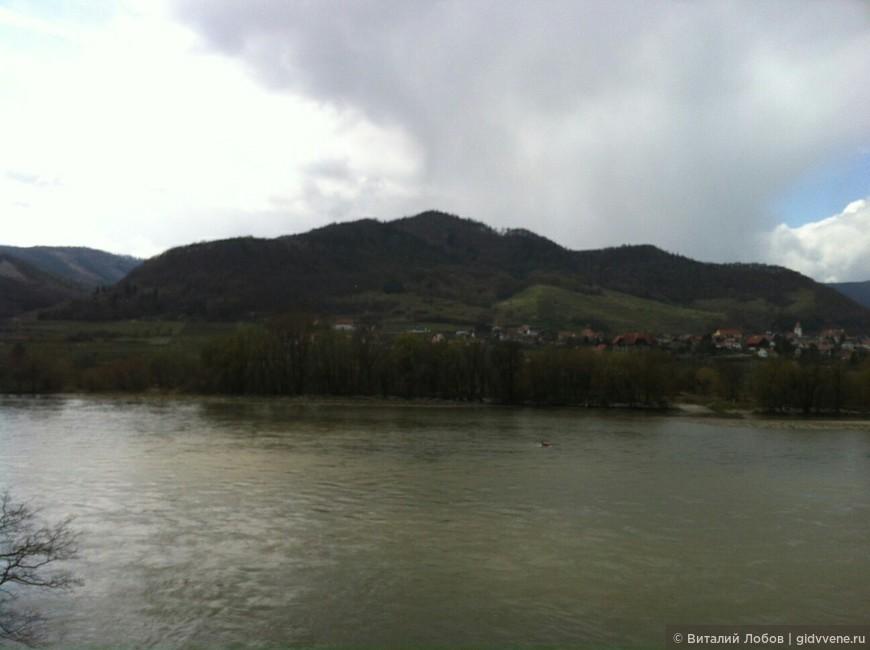 Воды Дуная.