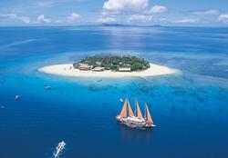 Туристы смогут увидеть поднятие нового флага на Фиджи