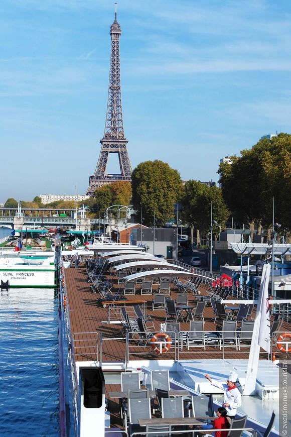 Кухня в Париже: что есть, а что не есть. Есть все и это все можно есть!