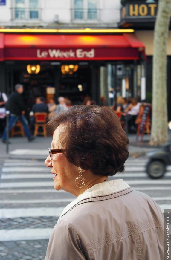 Легенды про француженок и их безупречный стиль - правда. Правда, если им за 60+.