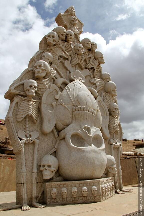 жизнеутверждающий монумент