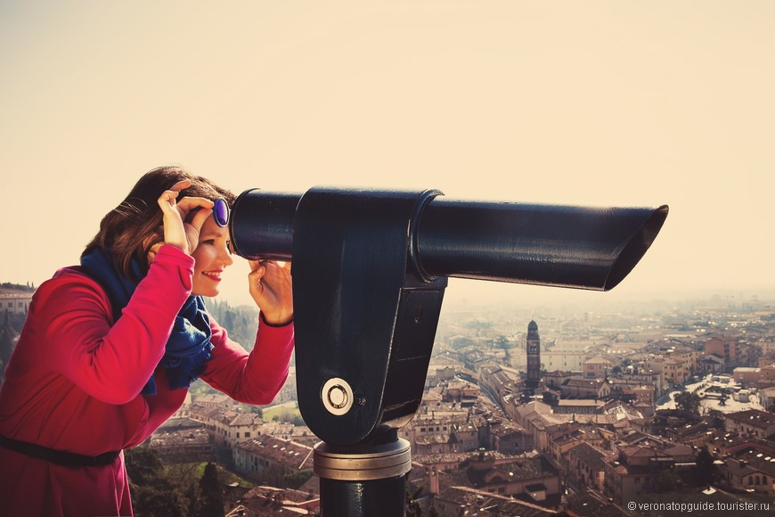 Что посмотреть в Вероне со смотровой площадки?