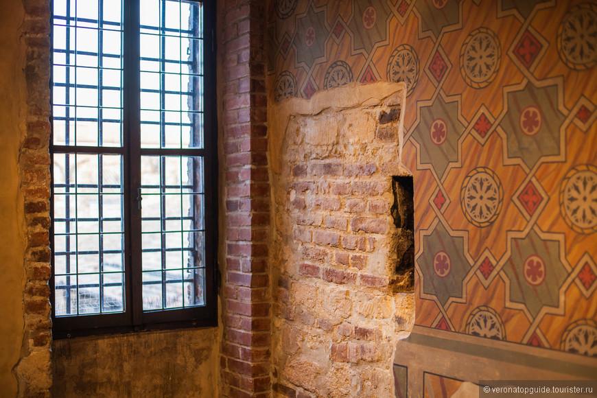 Внутри домика Джульетты