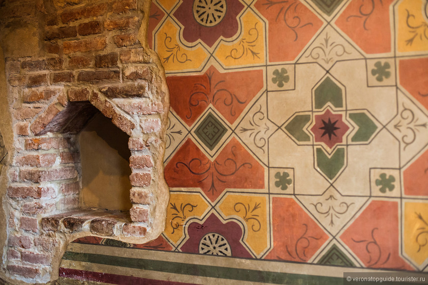 Средневековый дом - музей Джульетты