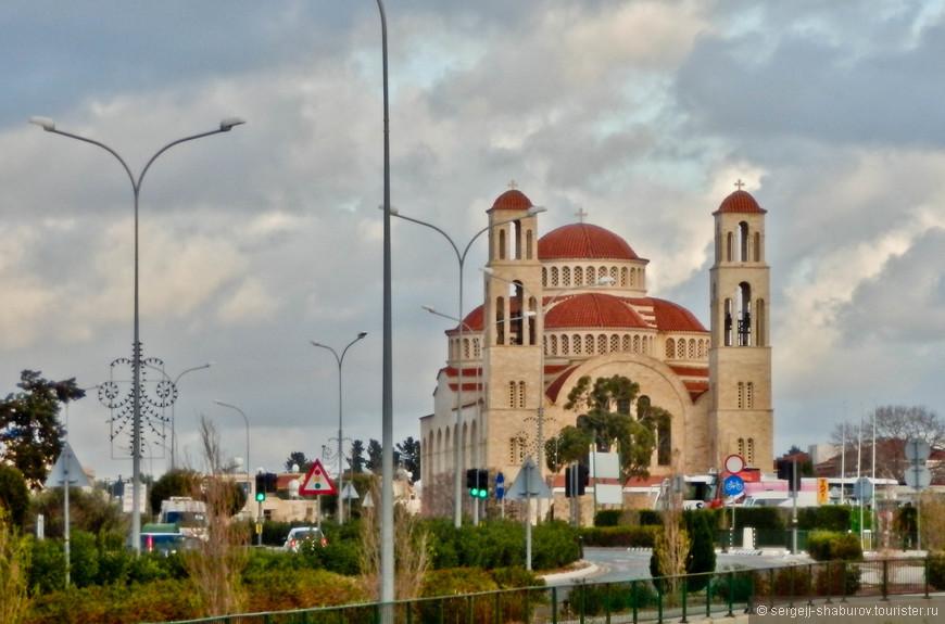 Церковь Айя Анаргири (Святых Бессеребреников) .