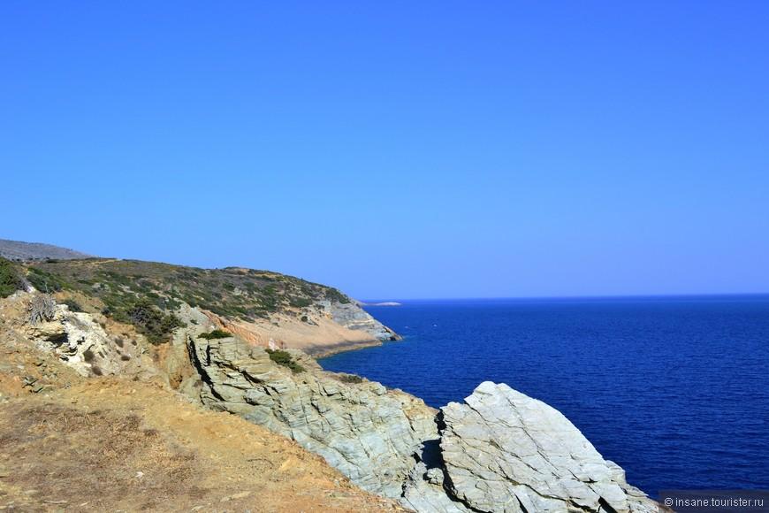 один из краев Крита