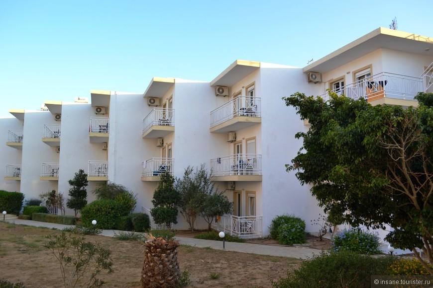 """Отель в Агия Пелагея """"Nicolas Village"""""""