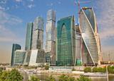 Москва — Москва-Сити