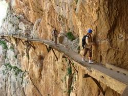 Опасный испанский маршрут снова приглашает туристов