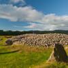 Стоячие камни и камерное захоронение Бронзового века