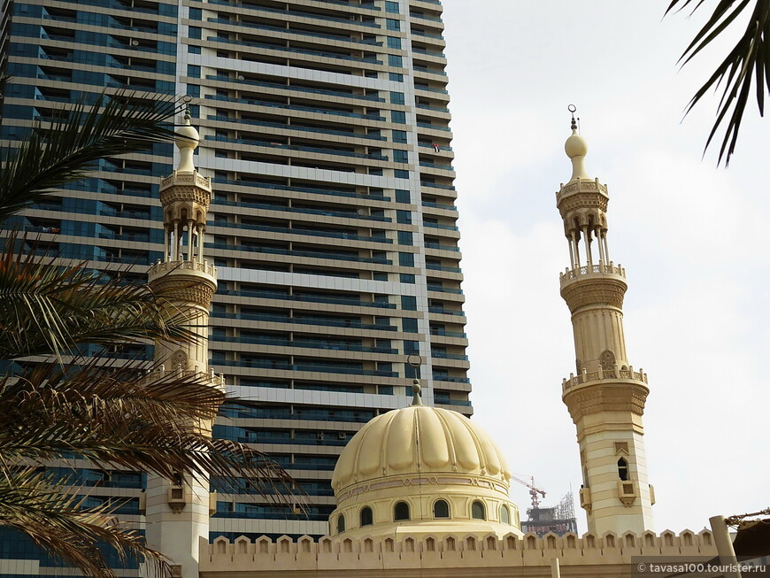 Мечеть Аль Касба
